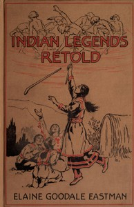 Cover of Indian Legends Retold