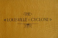 Louisville, Ky. after the Cyclone, March 27, 1890