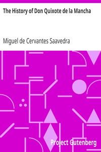 Cover of The History of Don Quixote de la Mancha
