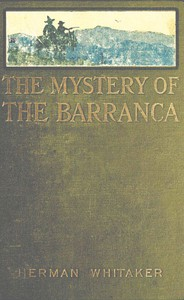 Cover of The Mystery of The Barranca
