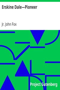 Cover of Erskine Dale—Pioneer