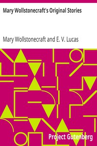 Cover of Mary Wollstonecraft's Original Stories