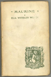 Cover of Maurine and Other Poems