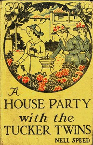 Cover of A House Party with the Tucker Twins