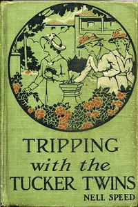 Cover of Tripping with the Tucker Twins
