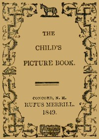 Cover of The Child's Picture Book