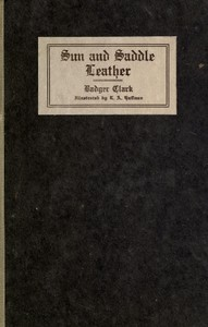 Cover of Sun and Saddle Leather