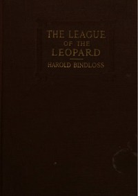 Cover of The League of the Leopard