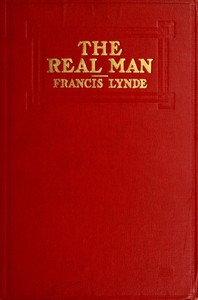 Cover of The Real Man