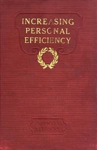 Increasing Personal Efficiency