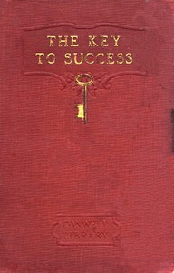Cover of The Key to Success