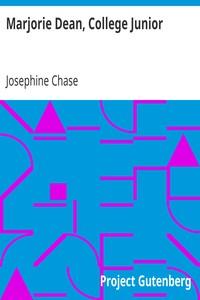 Cover of Marjorie Dean, College Junior