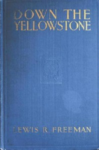 Cover of Down the Yellowstone