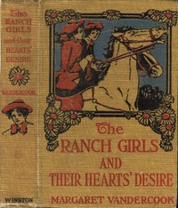 Cover of The Ranch Girls and Their Heart's Desire