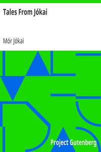 Cover of Tales From Jókai
