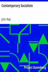 Cover of Contemporary Socialism