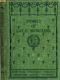 Cover of Stories of Great Musicians