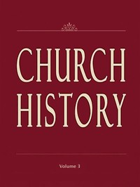Cover of Church History, Volume 3 (of 3)