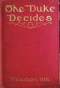 Cover of The Duke Decides