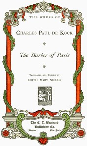 Cover of The Barber of Paris