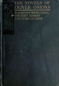 Cover of The Debit Account