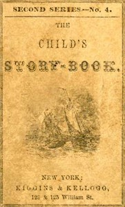 Cover of The Child's Story-Book. Second Series—No. 4