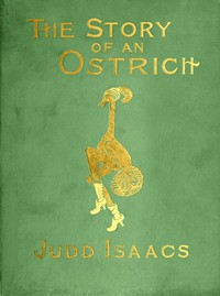 Cover of The Story of an Ostrich: An Allegory and Humorous Satire in Rhyme.