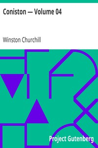 Cover of Coniston — Volume 04