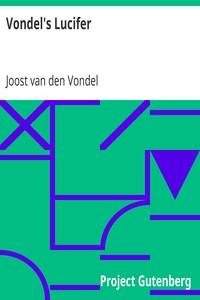 Cover of Vondel's Lucifer