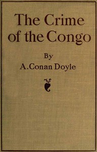 Cover of The Crime of the Congo