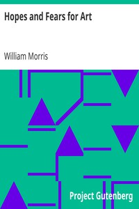 Cover of Hopes and Fears for Art