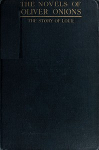 Cover of The Story of Louie