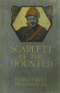 Cover of Scarlett of the Mounted