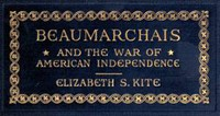 Cover of Beaumarchais and the War of American Independence, Vol. 1