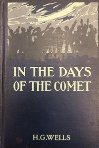 Cover of In the Days of the Comet