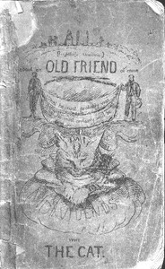 Cover of All (Frightfully Unofficial) About an Old Friend of Mine What He Most Probably Was. What He Most Certainly Will Be, and Who Has Done This? Why the Cat.