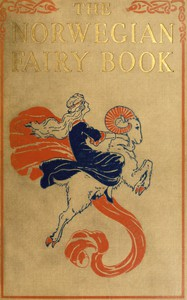 Cover of The Norwegian Fairy Book