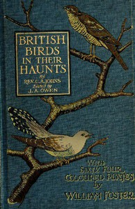 Cover of British Birds in Their Haunts