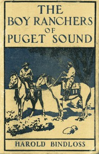 Cover of The Boy Ranchers of Puget Sound