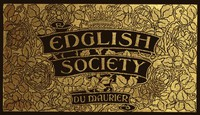 Cover of English Society