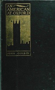 Cover of An American at Oxford