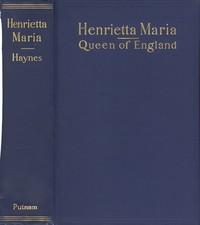 Cover of Henrietta Maria