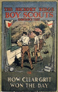 Cover of Endurance Test; or, How Clear Grit Won the Day