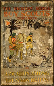 Cover of Storm-Bound; or, A Vacation Among the Snow Drifts