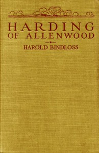 Cover of Harding of Allenwood
