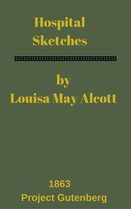 Cover of Hospital Sketches