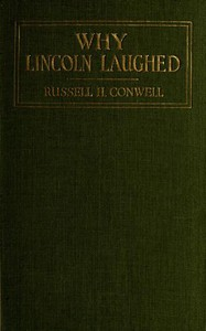 Cover of Why Lincoln Laughed