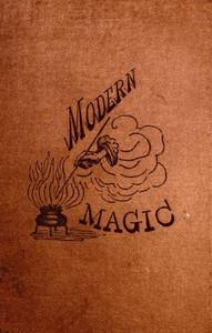 Cover of Modern Magic