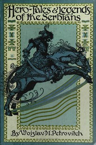 Cover of Hero Tales and Legends of the Serbians