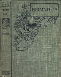 Cover of Heimatlos: Two stories for children, and for those who love children